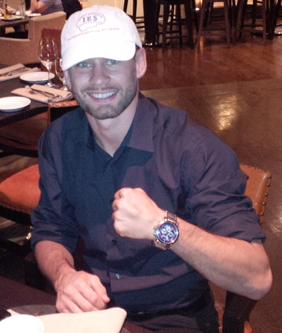 Chris Algieri